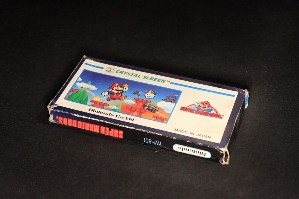 YM-801 Super Mario Bros 4
