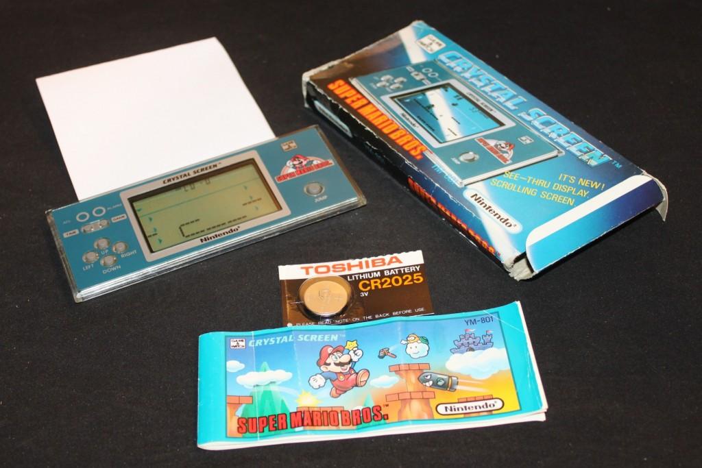 YM-801 Super Mario Bros 5